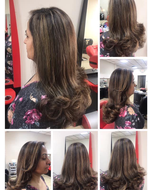 Hair Setting